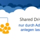 Shared Drives nur durch Admins anlegen lassen
